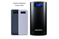 Išorinės baterijos
