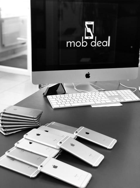 Ištestuoti ir paruošti naudojimui Apple telefonai